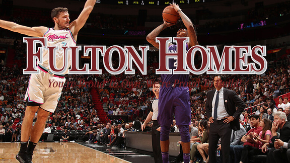 Fulton Homes Three-Point Zone: Up to 608