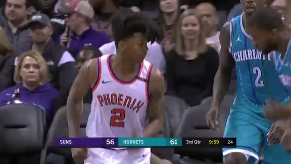 Payton Grabs the Steal, Goes Coast-to-Coast for Score