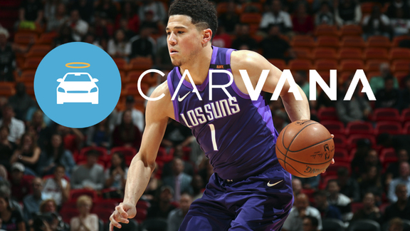 Carvana Drive of the Week: Book's Lay-in, Elfrid's Euro-Step and Shaquille's Putback Dunk (Big Sauce Bonus)