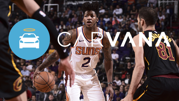 Carvana Drive of the Week: Elfrid's And 1, Shaq's Crossover Layup and Marquese's Alley-oop