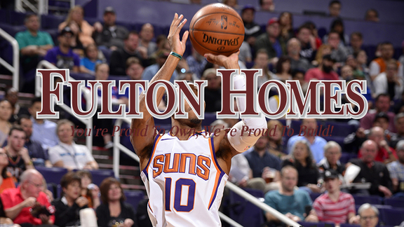 Fulton Homes Three-Point Zone: 25 More Threes