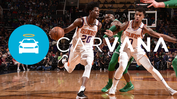 Carvana Drives of the Week: JJ's Fast Break, Shaq's Dunk and EP's And-One