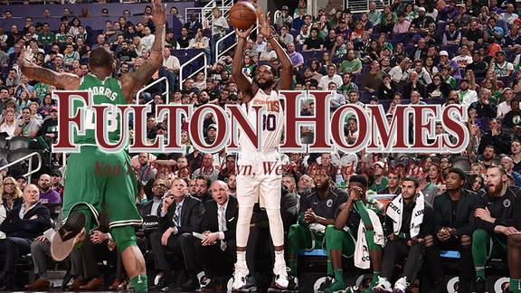 Fulton Homes Three-Point Zone: Up to 702