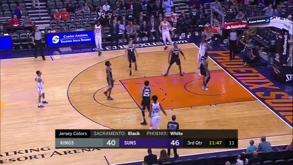 Tyler Ulis Finds Marquese Chriss for the Reverse Alley-Oop