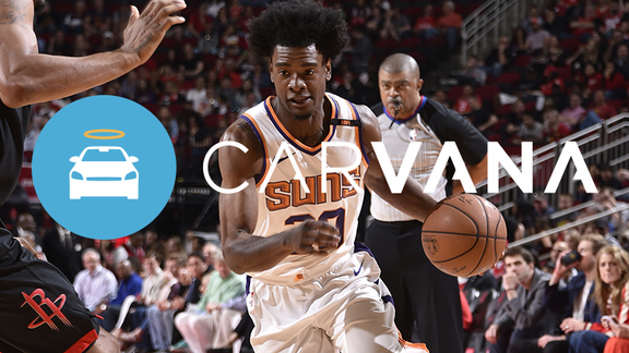 Carvana Drives of the Week: JJ's up-and-under, Danuel's finish and JJ's slam