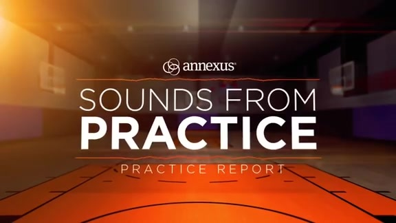 Annexus Practice Report: Booker, Warren and JJ Return to Practice