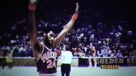 Since '68: 1976 WCF Suns vs. Warriors