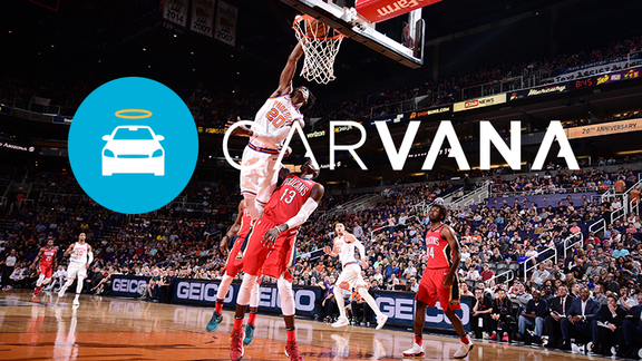 Carvana Drives of the Week: Alex's And-One, Shaq's Fast Break and JJ's Slam Dunk