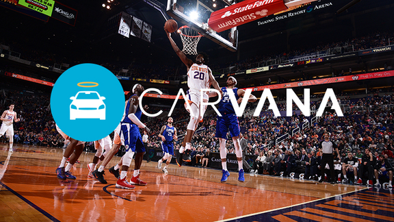 2017-18 Carvana Drives of the Year