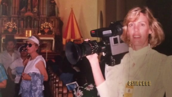 Since '68: Carol Lynde Female Videographer