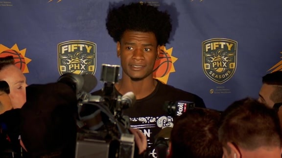 2018 End-of-Season Interviews: Josh Jackson