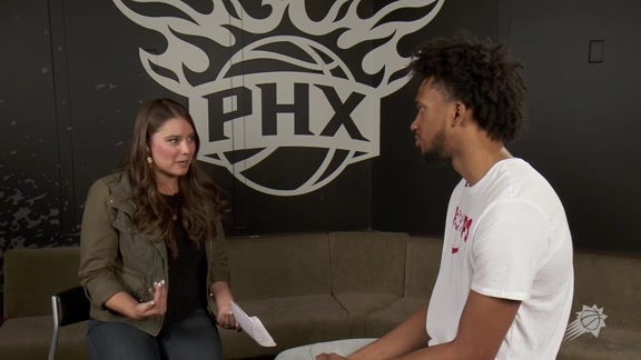 Marvin Bagley III Sit-Down Interview