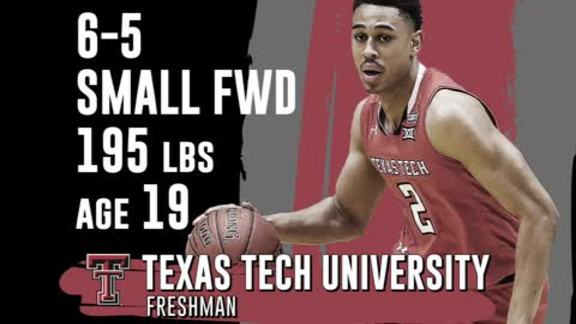2018 Suns Draft Profile: Zhaire Smith
