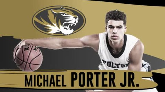 2018 Suns Draft Profile: Michael Porter Jr.