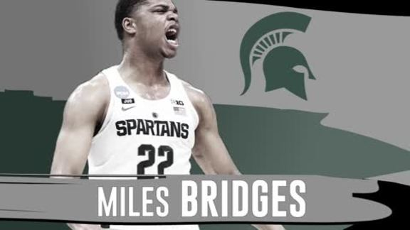 2018 Suns Draft Profile: Miles Bridges
