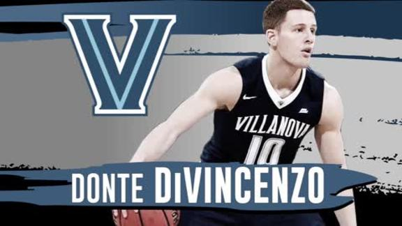 2018 Suns Draft Profile: Donte DiVincenzo