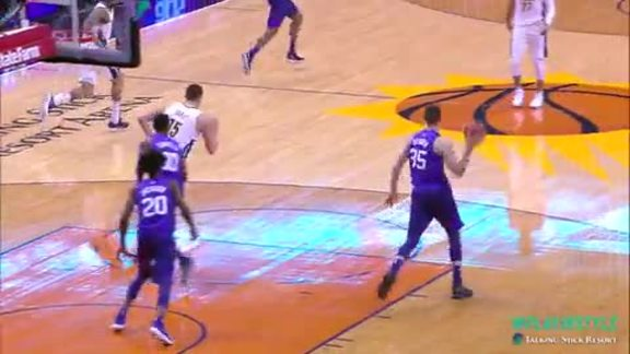 2017-18 Phoenix Suns: Top 10 Assists of the Year