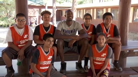 2018 Overnight Suns Summer Camp