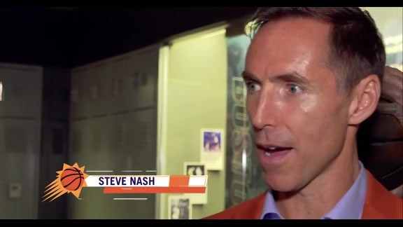 Steve Nash: Joining Idols in Hall of Fame