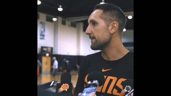 2018 Suns Training Camp Day One: Anderson on Ayton