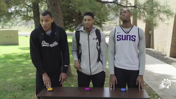 2018 Suns Training Camp Day Three: J .Cole Trivia