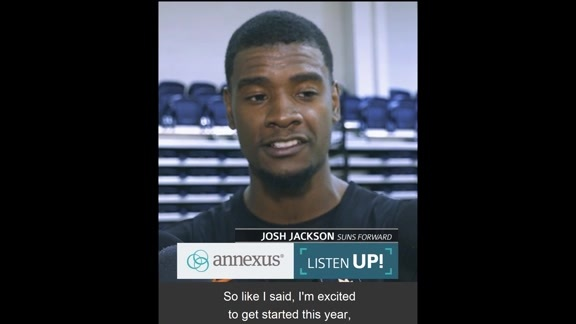 Annexus Listen Up: Josh Jackson on Coach Kokoškov