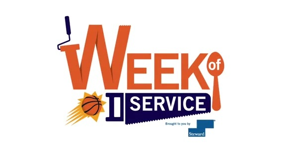 Week of Service Brought to you by Steward Health Care Recap