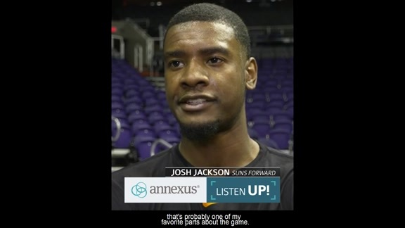 Annexus Listen Up: Josh Jackson on Team Chemistry