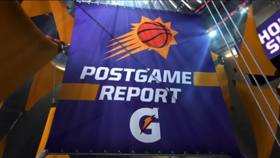 Gatorade Postgame Report: Suns vs. Lakers 2018-19