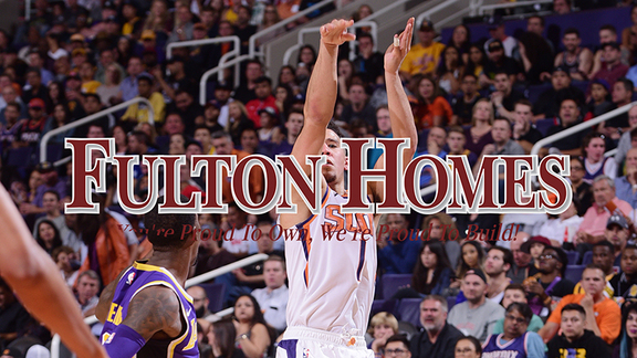Fulton Homes Three-Point Zone 2018-19: Up to 49