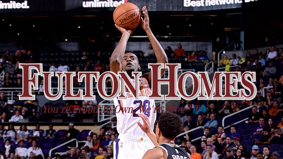 Fulton Homes Three-Point Zone 2018-19: Up to 72