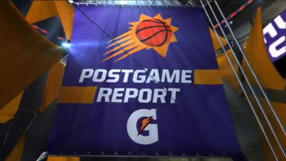 Gatorade Postgame Report: Suns vs. Celtics 2018-19