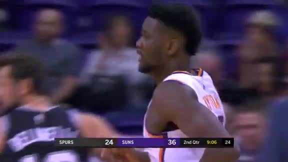 Deandre Ayton for Two