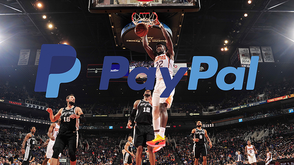 Suns vs. Spurs  PayPal Highlights 2018-19