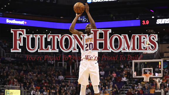 Fulton Homes Three-Point Zone 2018-19: Up to 146