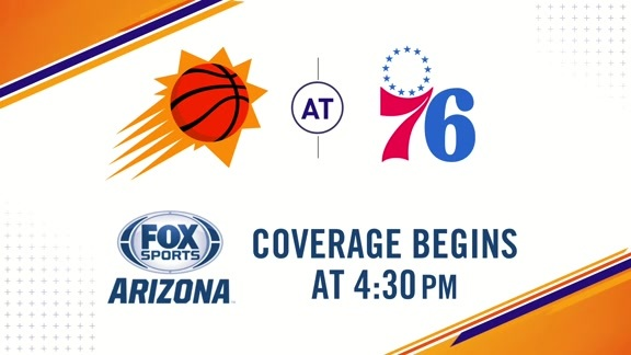Suns Travel Report: November 19, 2018 vs. Sixers