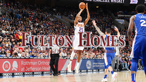 Fulton Homes Three-Point Zone 2018-19: Up to 171