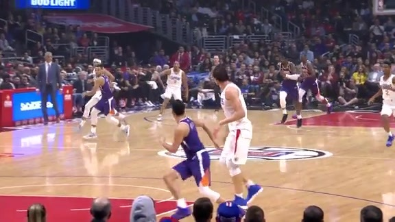 Booker with the Steal