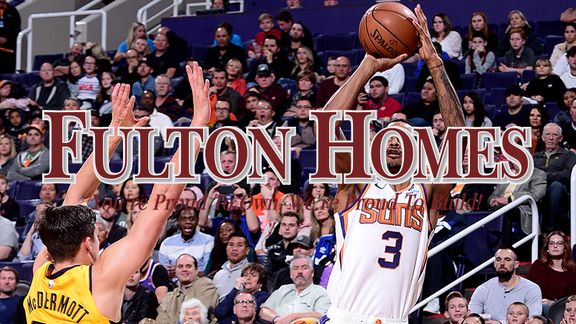 Fulton Homes Three-Point Zone 2018-19: Up to 216