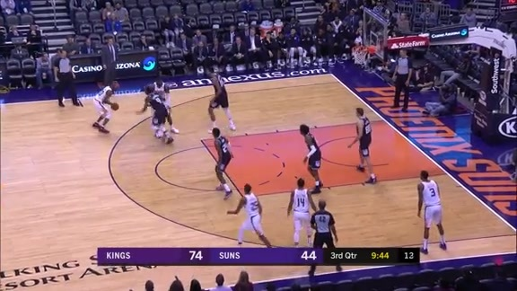 Josh Jackson Connects from Long Distance