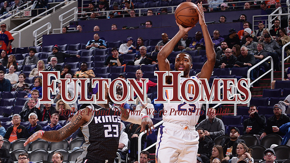 Fulton Homes Three-Point Zone 2018-19: Up to 248