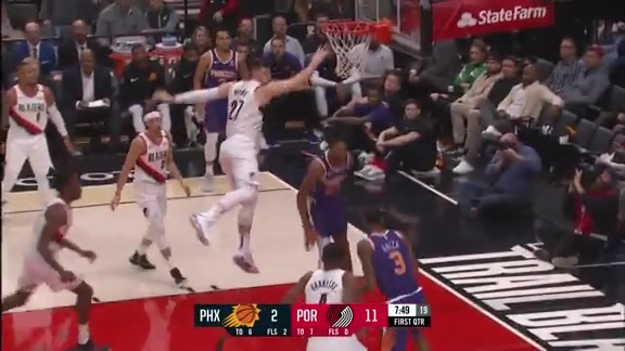 Turning Defense into Offense in Portland