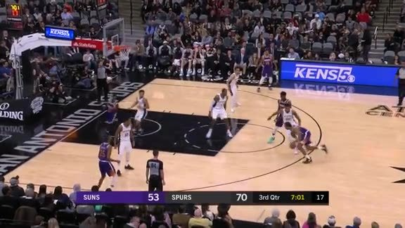 Mid-Range Jumper from TJ Warren