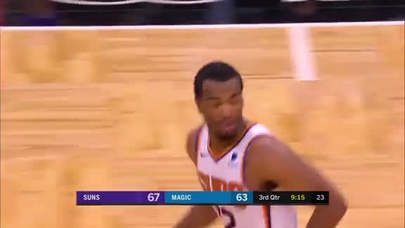 TJ Warren's Magical Move