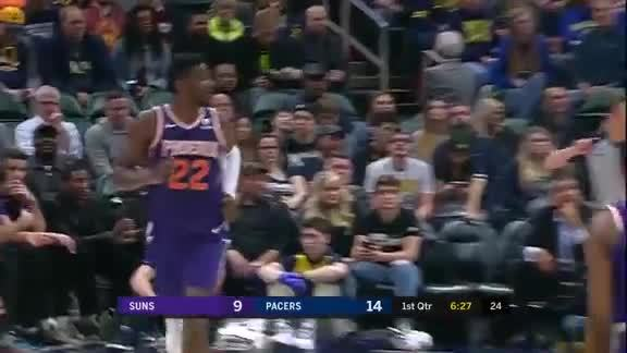 Devin Drops a Dime to Deandre