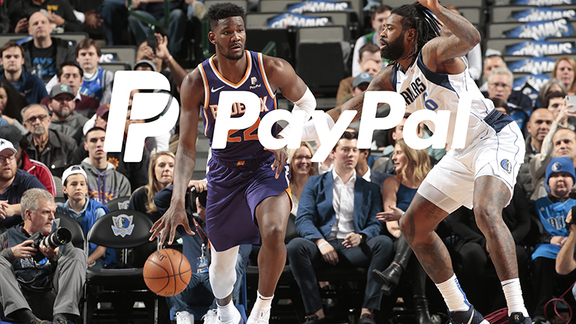 Suns vs. Mavericks PayPal Highlights 2018-19