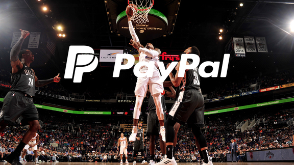 Suns vs. Nets PayPal Highlights 2018-19
