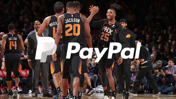 Suns vs. Knicks PayPal Highlights 2018-19