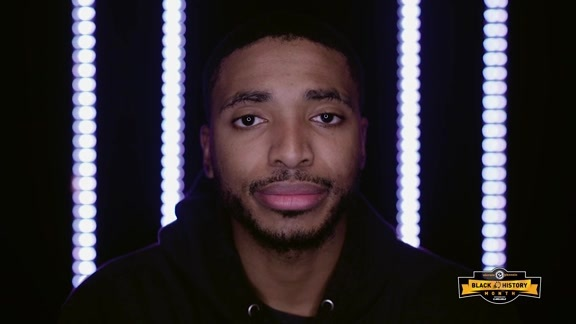 BHM | Mikal Bridges on Civility