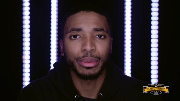 BHM | Mikal Bridges Influential Moment
